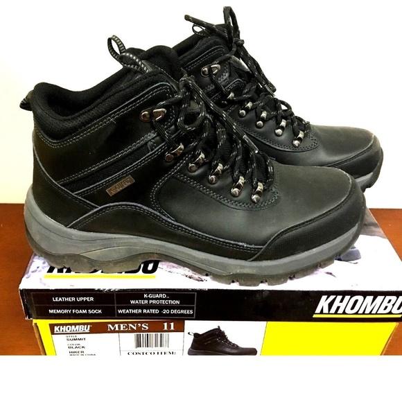 f7f1d0b834e 🌹 LAST ONE! KHOMBU Men's SUMMIT Hiking Boots Boutique